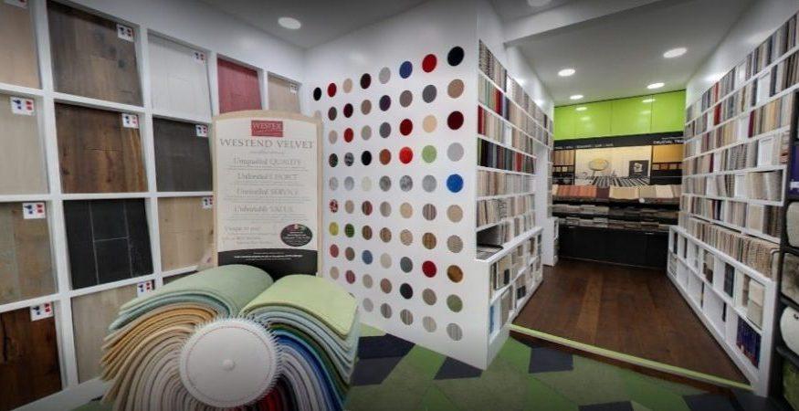 uniq shop interior